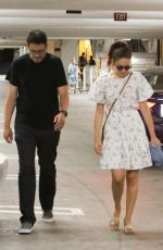 Emmy Rossum At the Arclight Cinemas in Hollywood