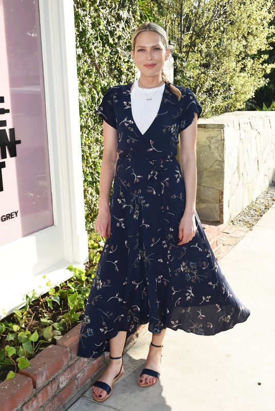 Erin Foster At Violet Grey event, Los Angeles