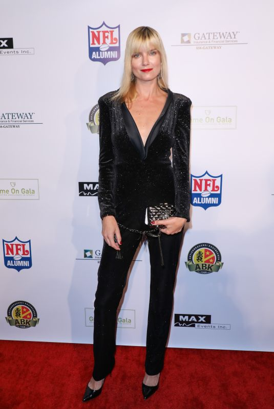 Eugenia Kuzmina At Game on Gala Celebrating Excellence in Sports held at Boulevard 3 Nightclub in Los Angeles
