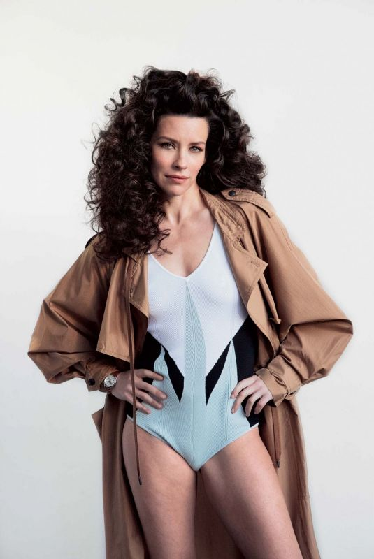 Evangeline Lilly For Marie Claire Magazine Malaysia, July 2018