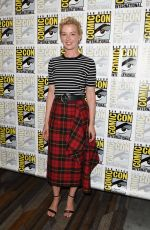 Gretchen Mol At Nightflyers Press Line - 2018 SDCC, San Diego