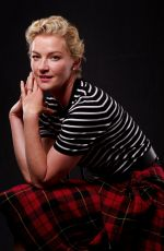 Gretchen Mol At Variety Studio Comic-Con, Day 1