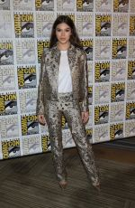 """Hailee Steinfeld At The """"Bumblebee"""" Red carpet during Comic-Con in San Diego"""