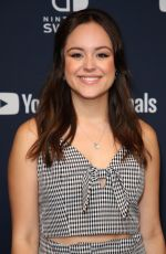 Hayley Orrantia At Variety Studio Comic-Con, Day 3, San Diego