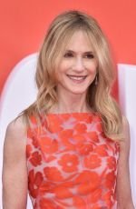 Holly Hunter At The Incredibles 2 World Premiere at the BFI Southbank London