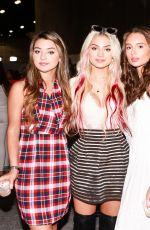 Isabella Durham, Carrington Durham, Makenzie Rooney At Los Angeles Beautycon Festival, Day 1