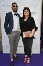 Jessica Ellis At Evelyn House Of Hair and Beauty 1st Birthday Party in Manchester