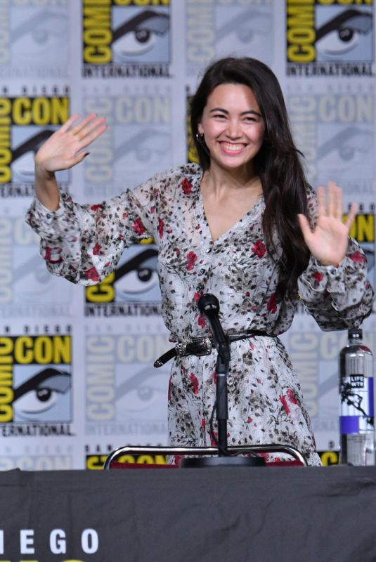 Jessica Henwick At Marvel