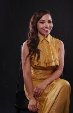 Jessica Parker Kennedy At Variety Studio Comic-Con, Day 3, San Diego