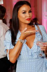 Jessica Wright At ghd x Lulu Guinness Charity Event in London