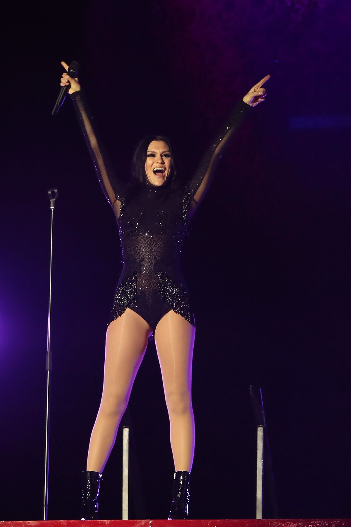 Jessie J Performs At The Rock In Rio Lisboa Music Festival