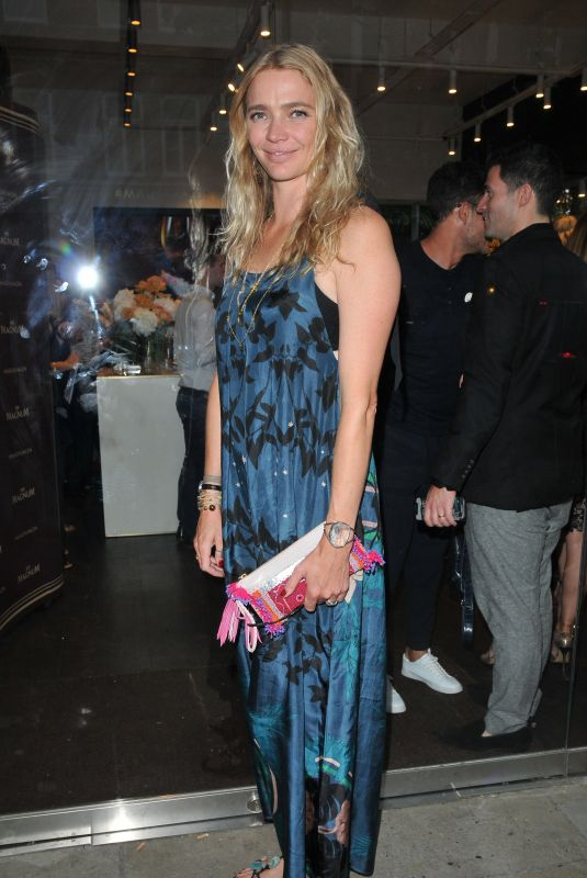 Jodie Kidd At Magnum VIP launch party, London, UK
