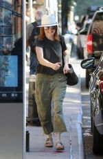 Julianne Moore Sighting In New York City