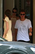 Kaia Gerber And Vittoria Ceretti Spotted Out And About In Forte Dei Marmi