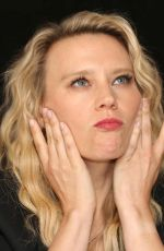 Kate McKinnon At Press Conference for The Spy Who Dumped Me in New York City