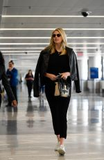 Kate Upton Departs from LAX