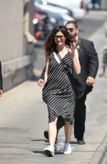 Kathryn Hahn At Jimmy Kimmel Live In Los Angeles