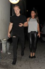 Katie Price and Kris Boyson Out and about in Brighton