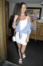 Kendall Rae Knight On a night out with freinds in Poulton Le Fylde