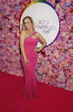 Kristina Rihanoff Attends The Safety in Beauty Diamond Awards In London