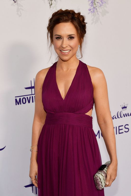 Lacey Chabert At 2018 Hallmark Channel Summer TCA in Beverly Hills