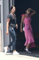 Lana Del Rey Out with her friend in Los Angeles