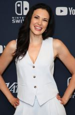 Laura Mennell At Variety Studio Comic-Con, Day 3, San Diego
