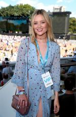 Laura Whitmore At Barclaycard present British Summer Time Hyde Park in London