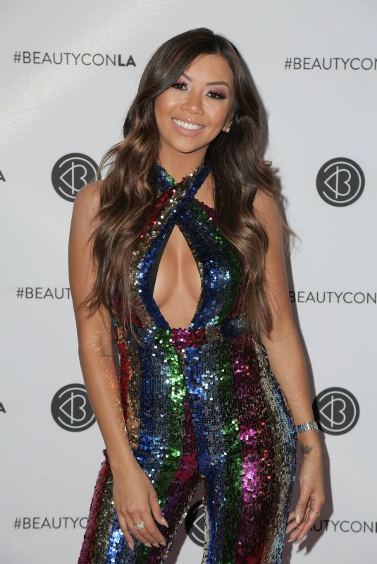 Liane V At Los Angeles Beautycon Festival, Day 2