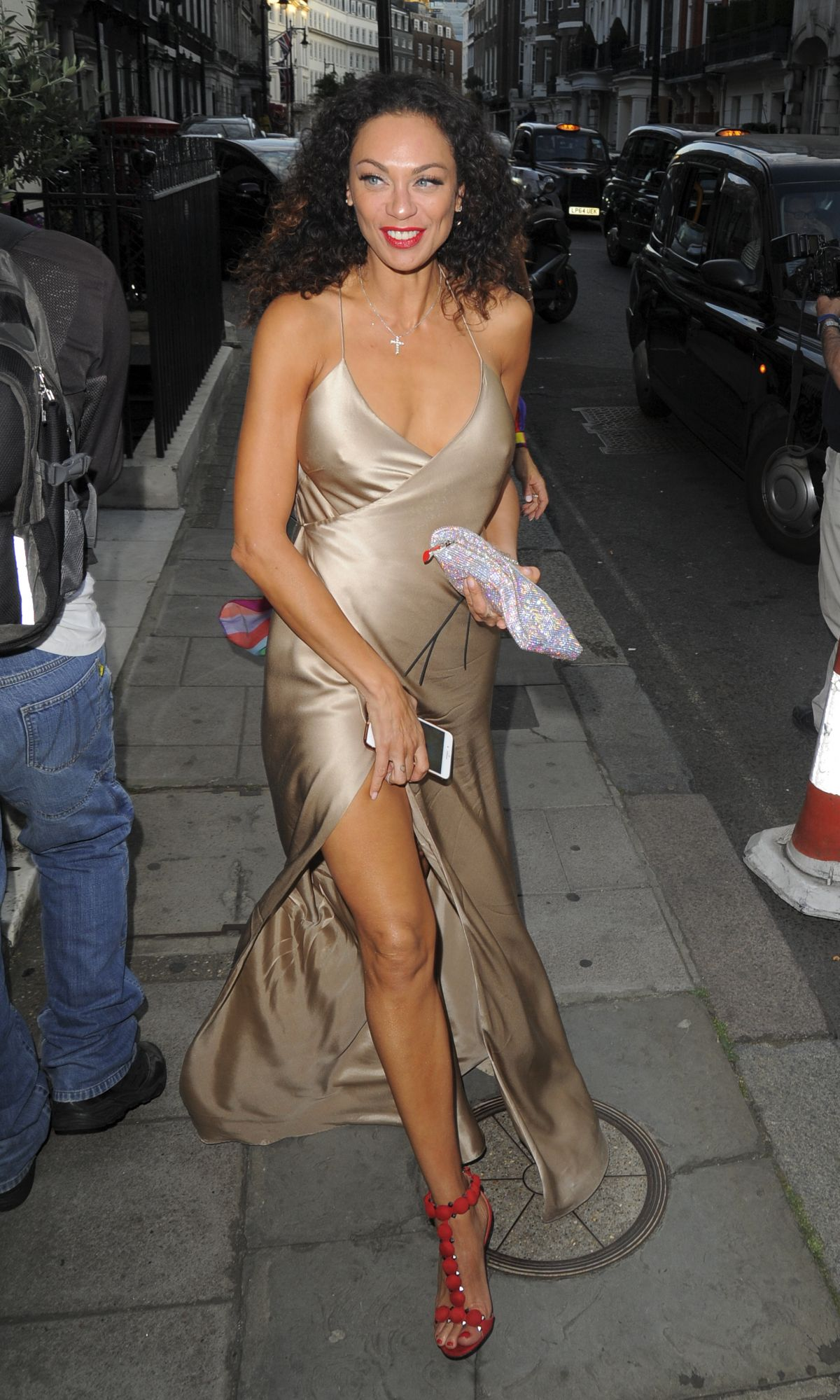 Lilly Becker At Marks Club Mayfair London