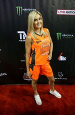 Lindsay Arnold At Charity Challenge Celebrity Basketball Game at UCLA