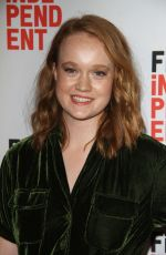 Liv Hewson At Premiere of Sony Pictures Classics