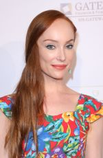 Lotte Verbeek At Game on Gala Celebrating Excellence in Sports held at Boulevard 3 Nightclub in Los Angeles