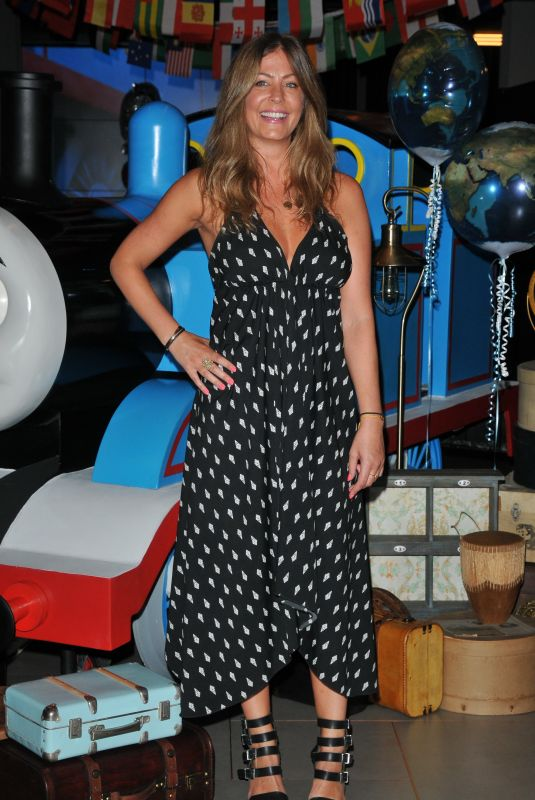 Lucy Horobin At Thomas & Friends: Big World Big Adventures Film Premiere in London