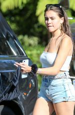 Madison Beer At her friends house in Beverly Hills