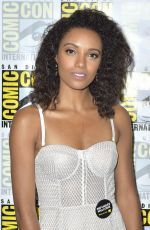 Maisie Richardson-Sellers At 2018 San Diego Comic Con - Legends of Tomorrow - Photocall