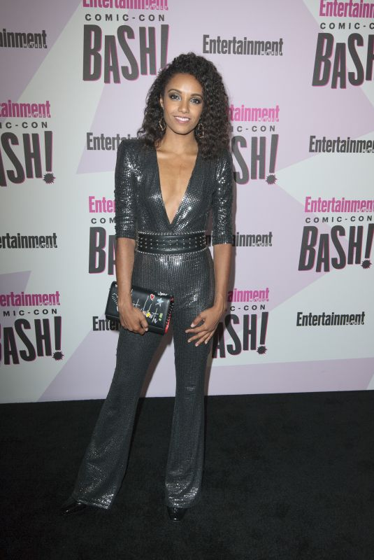 Maisie Richardson-Sellers At Entertainment Weekly party, Comic-Con International, San Diego