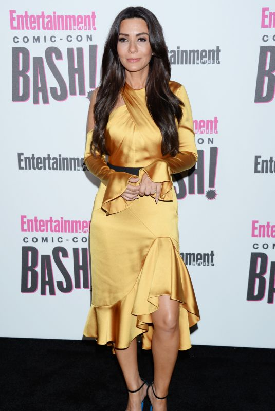 Marisol Nichols At Entertainment Weekly party, Comic-Con International, San Diego