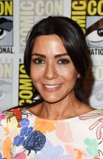 Marisol Nichols At Riverdale Photo Line - 2018 SDCC, San Diego