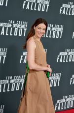"Michelle Monaghan At U.S. Premiere of ""Mission: Impossible: Fallout"" in Washington DC"
