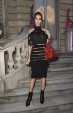 Nabilla Benattia At Jean-Paul Gaultier Scandal Discotheque Party held at the Dosne-Thiers Fondation in Paris