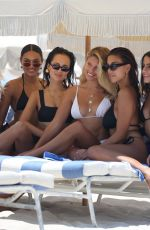 Natasha Oakley & Friends Soak up the sun in Miami Beach