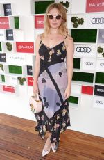 Nell Hudson At Audi Polo Challenge at Coworth Park Polo Club