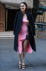 Nicole Trunfio Leaves the Morning Show in Sydney