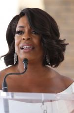 Niecy Nash Is honored with a Star on the Hollywood Walk Of Fame
