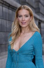 Petra Nemcova At Elie Saab show, Front Row, Fall Winter 2018, Haute Couture Fashion Week, Paris, France