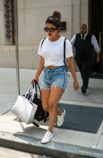 Priyanka Chopra Out and about in NYC
