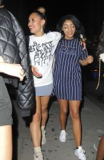 Raye Out and About in London