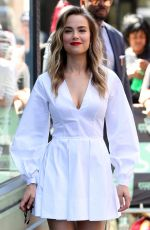 Rebecca Rittenhouse At AOL Build Series in New York City
