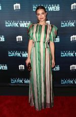 "Rebecca Rittenhouse At ""Unfriended: Dark Web"" premiere in Los Angeles"